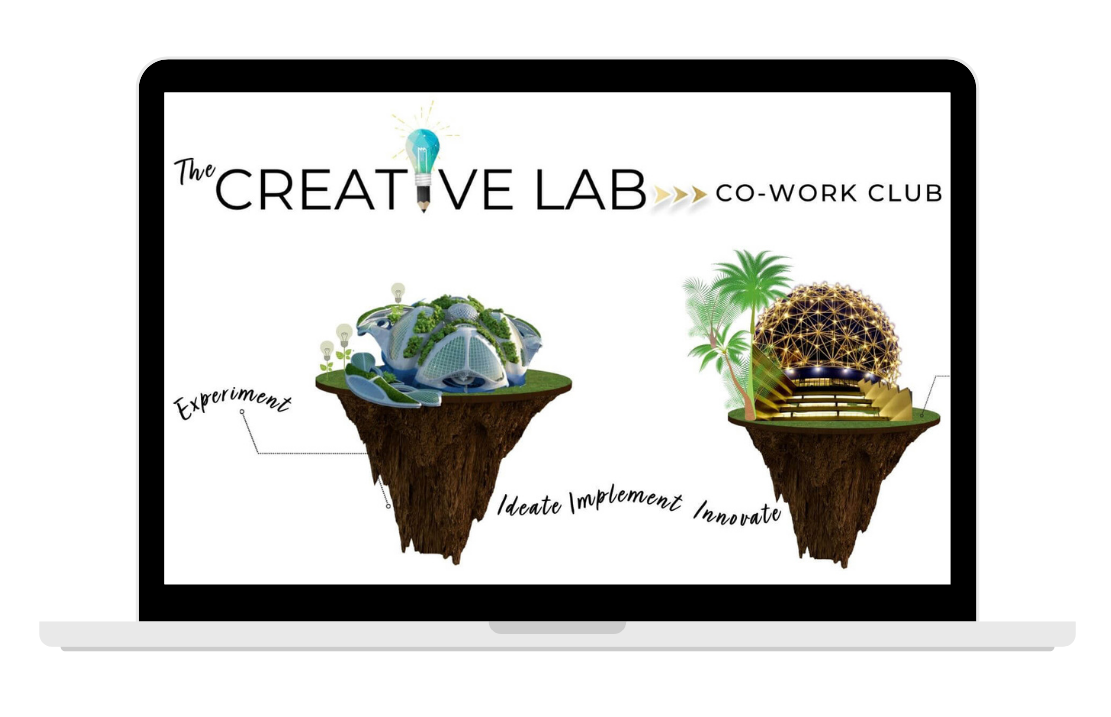 Creative Lab- co-work club for creatives
