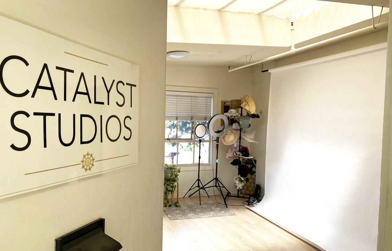Catalyst Studios Video + photo studio in Berkeley, CA